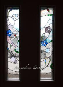 武蔵野工房のステンドグラス